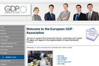 European GDP Association Website