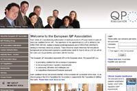 The European QP Association Website
