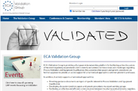 Validation Group Website