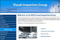 Visual Inspection Group Website